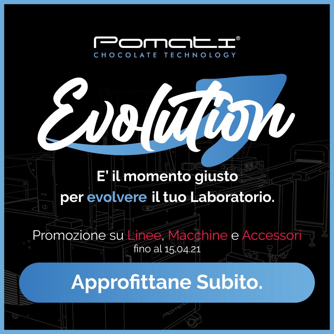 Pomati Evolution IT